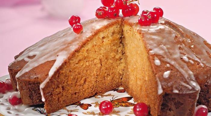Имбирный кекс - вкусно и не сложно! » Женский Мир