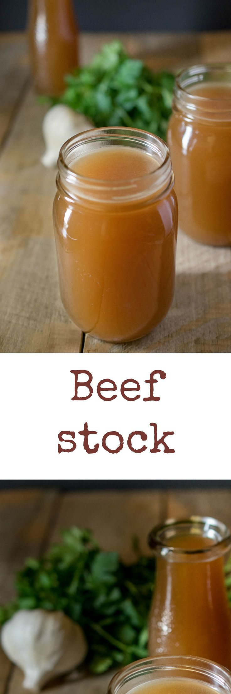 Beef stock can be the base to soups, a quick gravy or even just to mix in with…