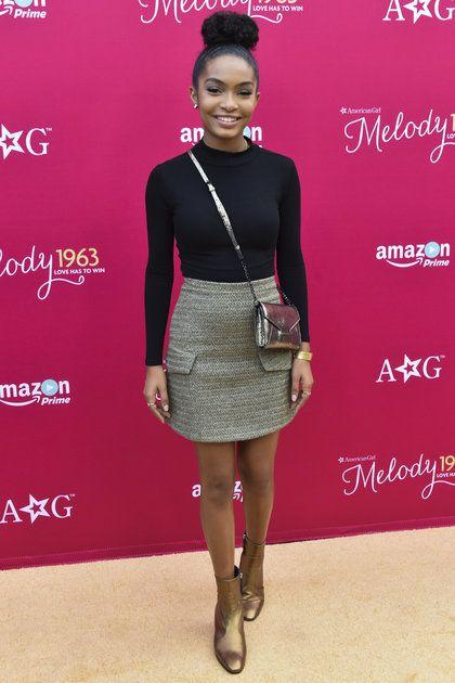 15 Times Yara Shahidi Proved She S A Rising Style Star