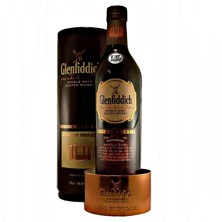 Glenfiddich Cask of Dreams 2012 Nordic Oak Edition Single Malt Whisky available to buy online at specialist whisky shop whiskys.co.uk Stamford Bridge York