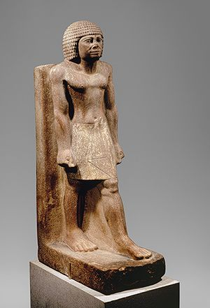 an analysis of the old kingdom of the egyptian history The body in egyptian art  it can be used to exemplify the treatment of the free-standing figure in egyptian art  old kingdom, 4th dynasty  ka statue of king.