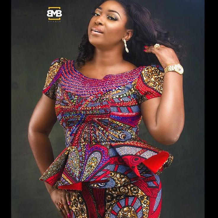 """553 Likes, 3 Comments - Ankara Collections (@ankaracollections) on Instagram: """"Happy birthday @brownsugar4bim #ankaracollections"""""""
