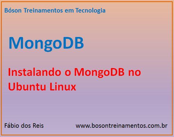 O #MongoDB é um banco de dados orientado a documentos de plataforma cruzada, classificado como um banco de dados #NoSQL. Vamos instalá-lo no #Ubuntu #Linux.