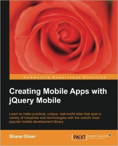 Creating Mobile Apps with jQuery Mobile Pdf Download e-Book