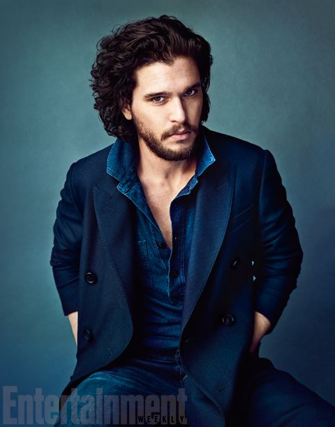 'Game of Thrones' star Kit Harington: 7 Exclusive Photos | | EW.com