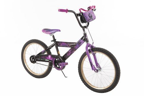 Girls 20 inch Huffy Disney Descendants Bike
