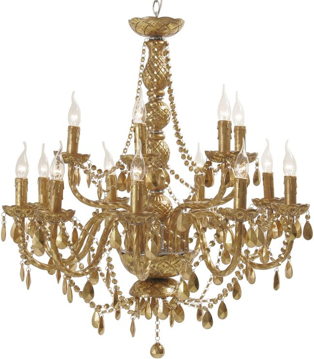 1000+ Ideas About Gold Chandelier On Pinterest