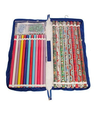 1000 ideas about gift wrap storage on pinterest for Vertical gift wrap storage