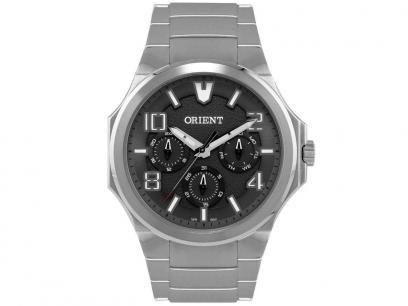 Relógio Masculino Orient MBSSM043 P2SX - Analógico Resistente a Água Calendário com as melhores condições você encontra no Magazine Margu. Confira!