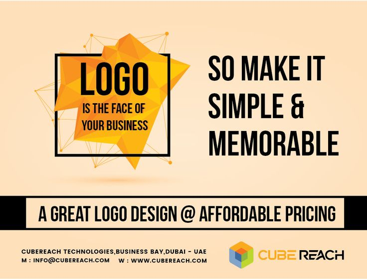 A great Logo Design @ affordable pricing AED 999/- Logo is the face of your business Make it Gorgeous&Memorable CALL US NOW 0561 585 606 (Available on WhatsApp and call) Available 24x7 (Feel free to call or text any time) Cube Reach Technologies  www.cubereach.com #logodesign #branding #CubeReach #digitalmarketing