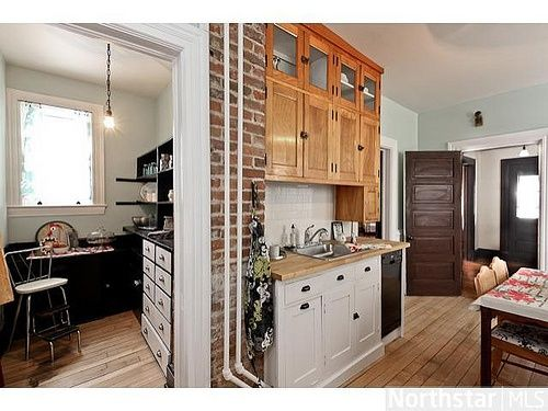 nicole curtis house rehab   Nicole Curtis/Rehab Addict / Interior by Nicole Curtis - kitchen and ...