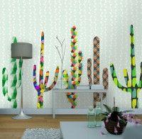 Papier peint Cactus Paradise