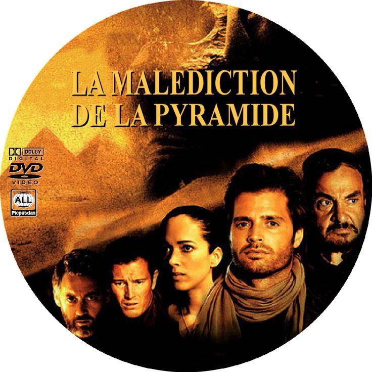 En VOD - La Malédiction de la Pyramide réalisé par Roger Christian.