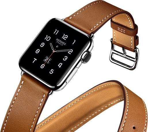 Apple Watch Series 2 features built-in GPS, steel cases, and handmade bands, additional Hermès Sport Band, exclusive Hermès watch face. Buy now with fast, free shipping.