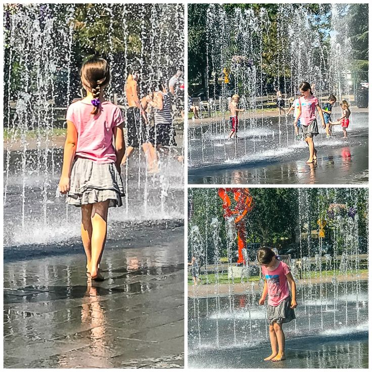 Keep Your Cool: Portland Splash Pads & Spray Parks   SkyBlue Portland