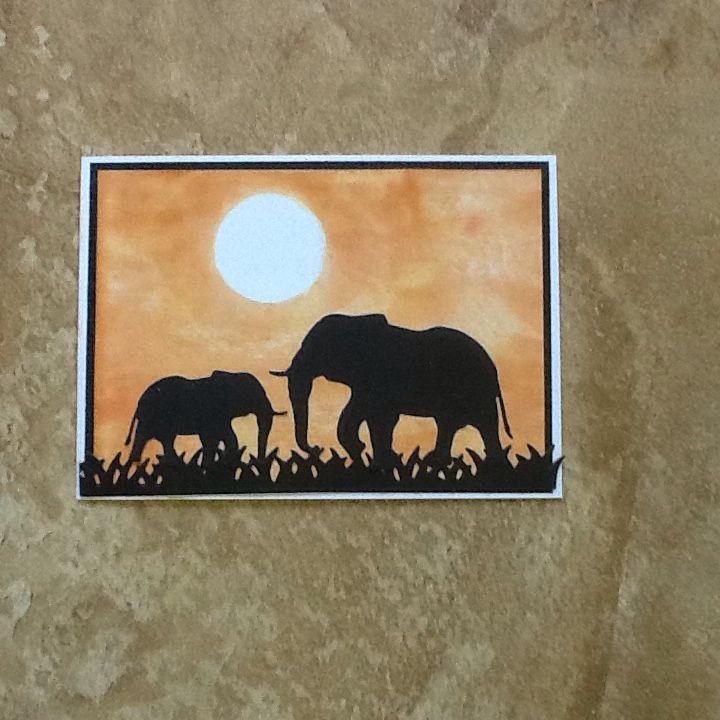 Nellie Snellen die VIND030 elephant