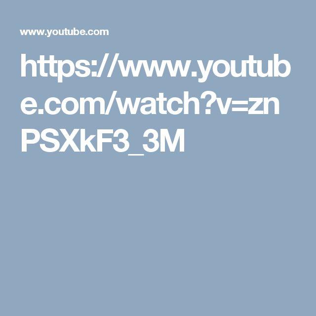https://www.youtube.com/watch?v=znPSXkF3_3M