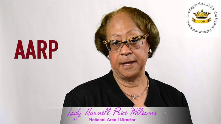 Lady Harnell Price Williams National Area I Director