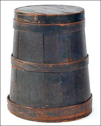 Barrel from Pook and Pook auction ~♥~