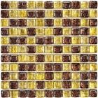 Mozaika Dunin Fat Cube Amber Mix 25 30x30 cm