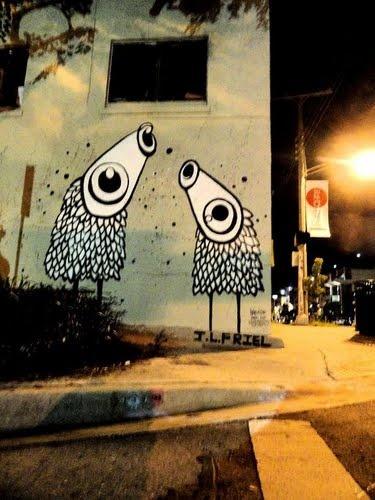 sucker fish - street art mural: Bulletin Board, Milan S Wall, Street Art, Photo, Sucker Fish, Today S Addition, Kip Shaw, Wall Ideas