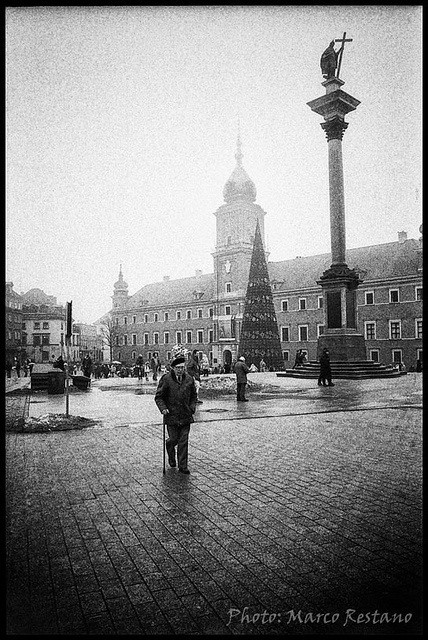 The Royal Castle in Warsaw - Zamek Królewski