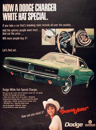 1968 Dodge Charger Wallpaper Cars 1969 Dodge Charger Vintage Ad If You Take A Car That S