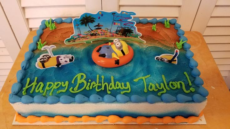 25+ best ideas about Despicable Me Cake on Pinterest ...