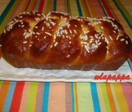 Ricetta panbrioche sofficissimo pubblicata da wlapappa - Questa ricetta è nella categoria Prodotti da forno dolci