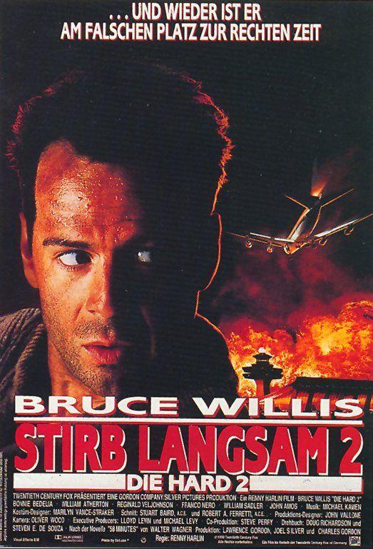 Poster zum Film: Stirb langsam 2