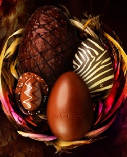 Best 25 easter chocolate ideas on pinterest easter egg cake hot beauty nail art and fashion looks for april negle Image collections