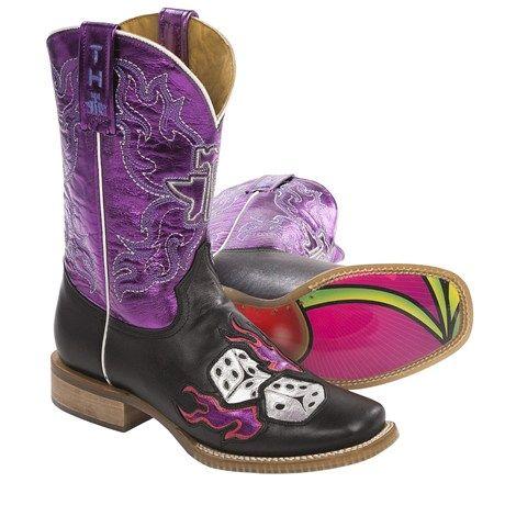 Craps boots