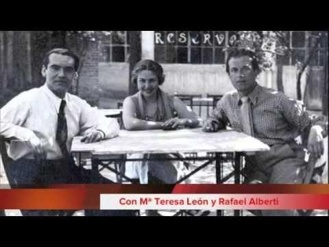 Entrevista a Federico García Lorca - YouTube