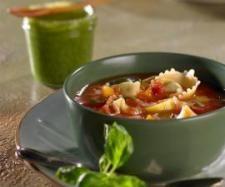 Zupa z tortellini | Przepisownia