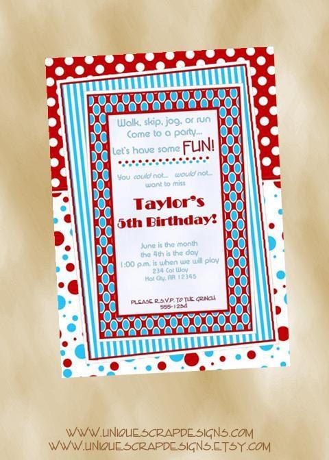 The 25 best Birthday party invitation wording ideas on Pinterest
