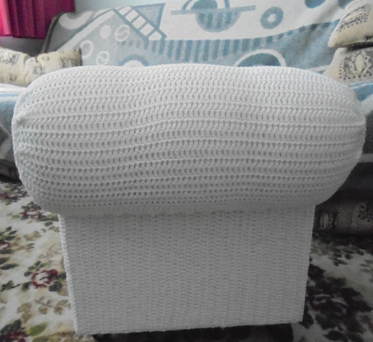 Hobby - moje rękodzieło / pokrowiec na pufę // Hobby - my handicraft / pouch footstools