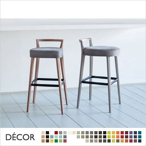 Stupendous A1 Metro Soft Barstool Eco Leather Designer Fabrics Bar Bralicious Painted Fabric Chair Ideas Braliciousco