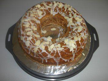 Apfel - Nuss - Kuchen - Rezept mit Bild - kochbar.de