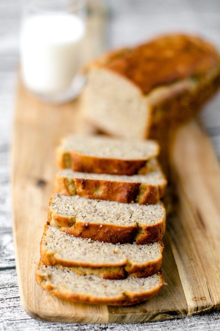 Bananbröd - Glutenfritt - 56kilo - De godaste LCHF recepten!