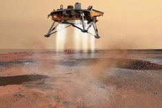 Phoenix Mars Lander: Getting Down and Dirty On the Red Planet