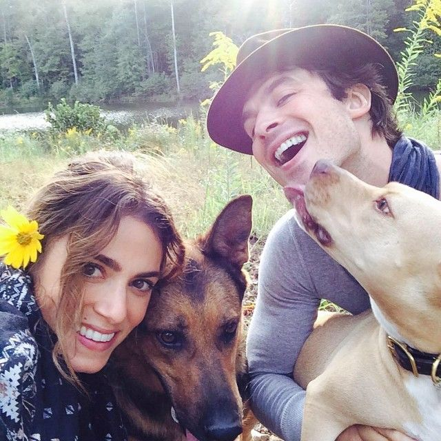 Ian Somerhalder Gushes About Girlfriend Nikki Reed in a Truly Sweet Instagram Snap