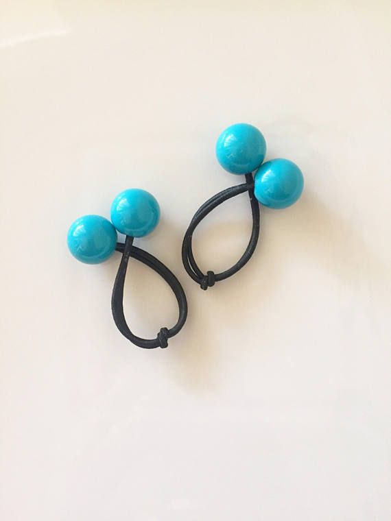 Small Ponytail   Ball Hair Ties   Hair Ties   Ponytail Holders ... 32dc5161d4e