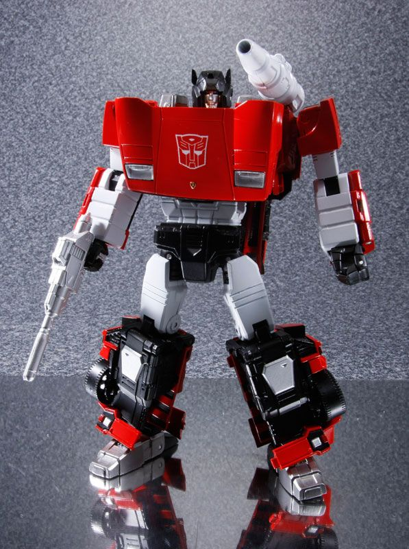 Transformers Masterpiece MP-12 Sideswipe(Provisional Preorder)