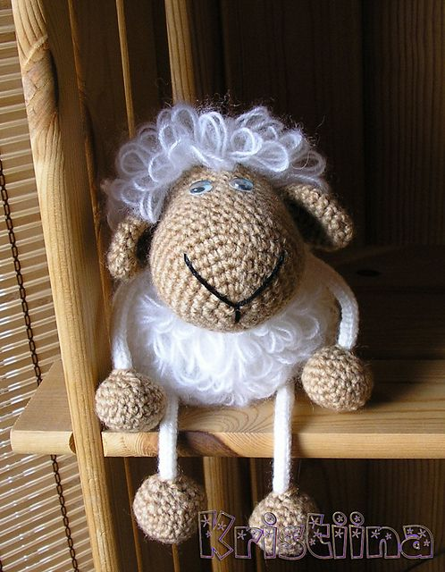 Little Sheep crochet