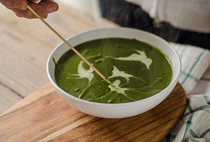 Crema di spinaci, cannellini e nocciole | Ricette
