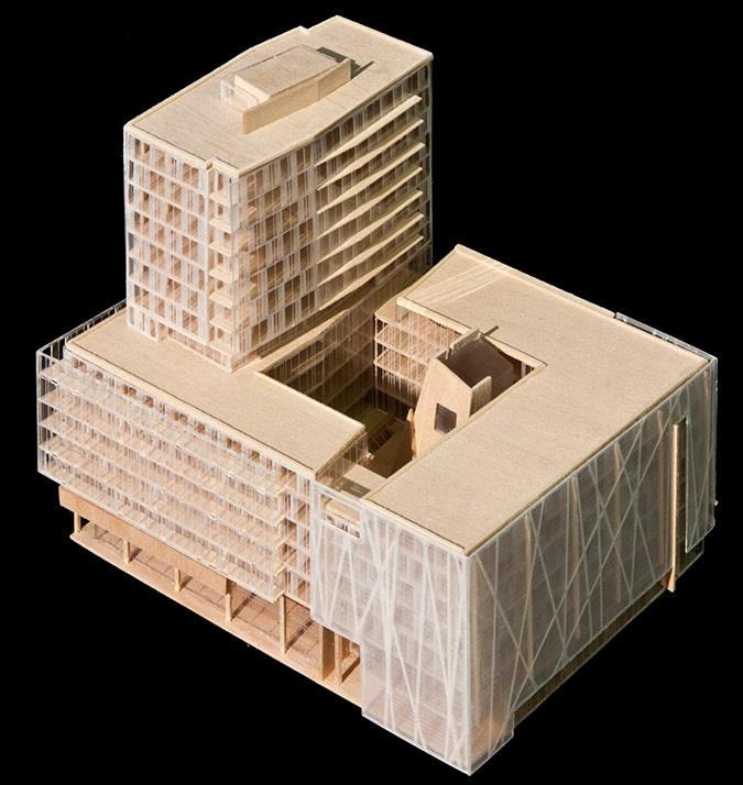 Building Architectural Models