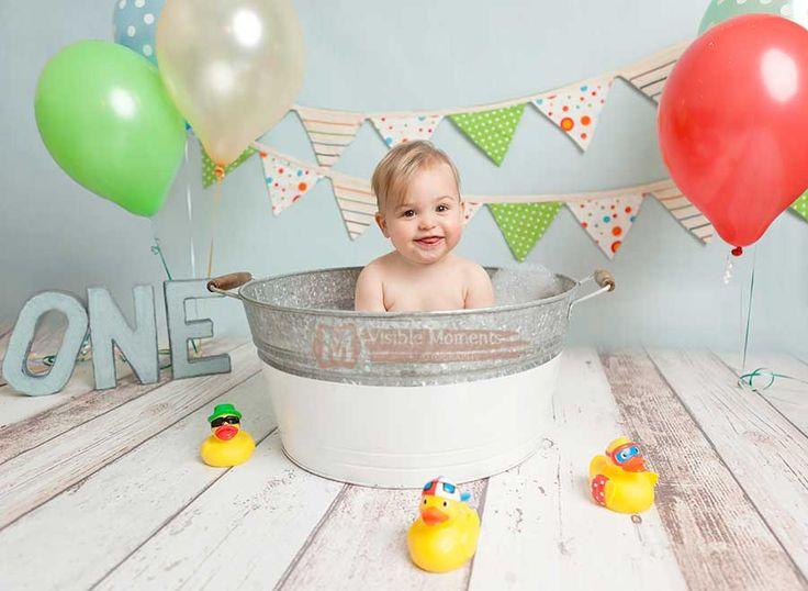 boy birthday photos boy splash
