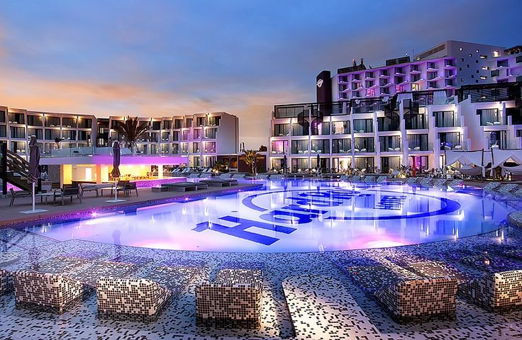 Chic Tribù Decor Adds Sublime Class To Sizzling Hard Rock Hotel Ibiza