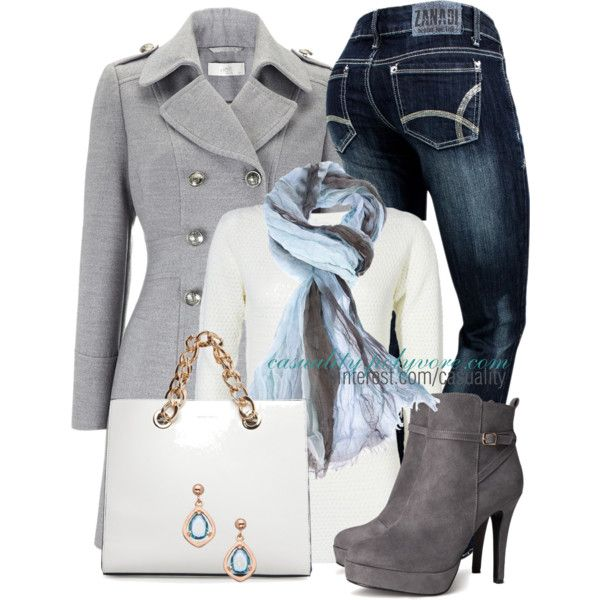"""""""Casual with Aqua"""" by casuality on Polyvore"""