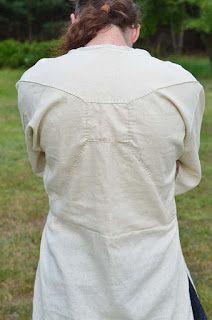 Back of Viborg shirt. By Trollkona